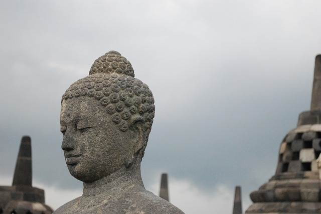 Buda de Bali