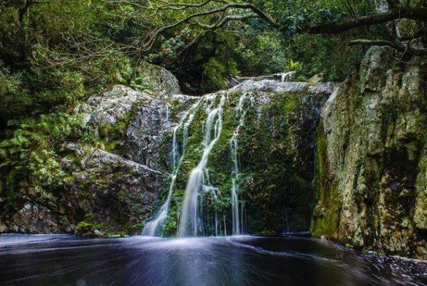 Cascada que ver en Sudáfrica en 15 días