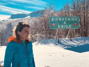 Frontera de Chile