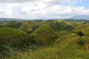 Las colinas de Chocolate en Bohol
