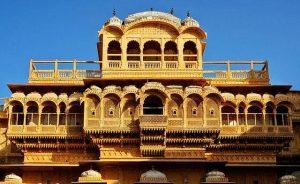 Ciudad de Jaisalmer