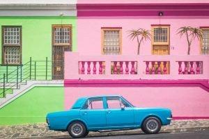 Bo Kaap Sudáfrica