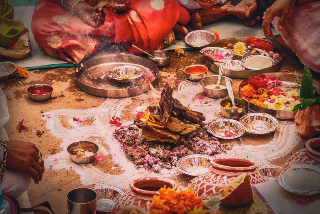 comida típica de la India