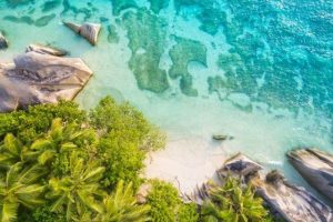 Cómo llegar Seychelles