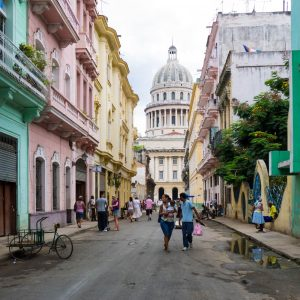 Capitolio de Cuba