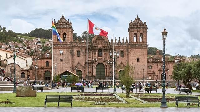 Plaza Mayor de Cuzco