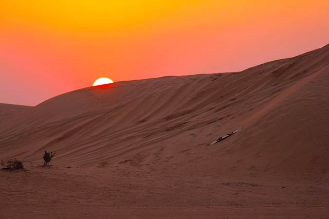 dunas de Dubai