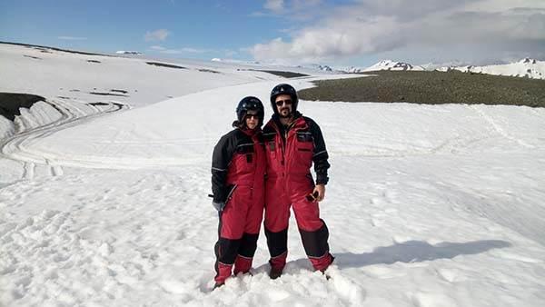 Islandia: un viaje inesperado. Cristina y Alfredo nos lo cuentan