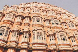 Fachada de Jaipur