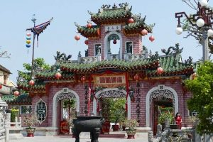 Pagoda de Hoi An