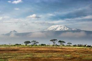 Panorámica del Kilimanjaro, Kenia