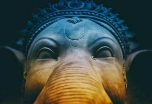 Ganesha, diosa de la india