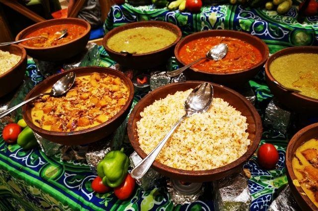 gastronomía de Egipto