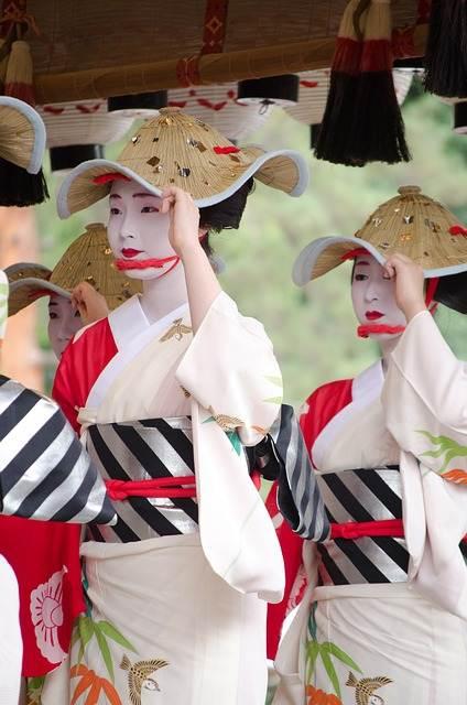 Geishas de Kioto
