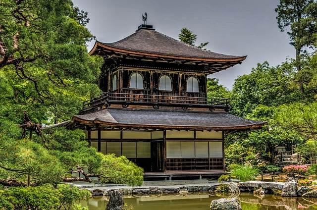 Ginkaku-ji el pabellón de plata
