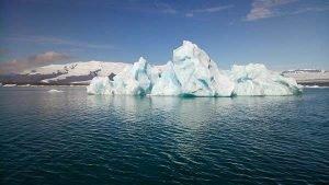 Glaciar en Islandia