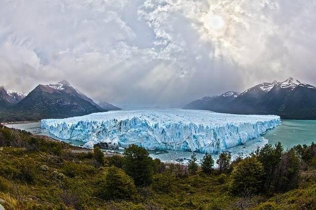 glaciar argentino