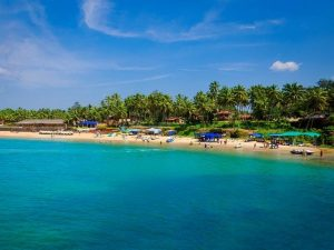 Playa de Goa (India)