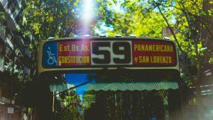 Autobús de Buenos Aires