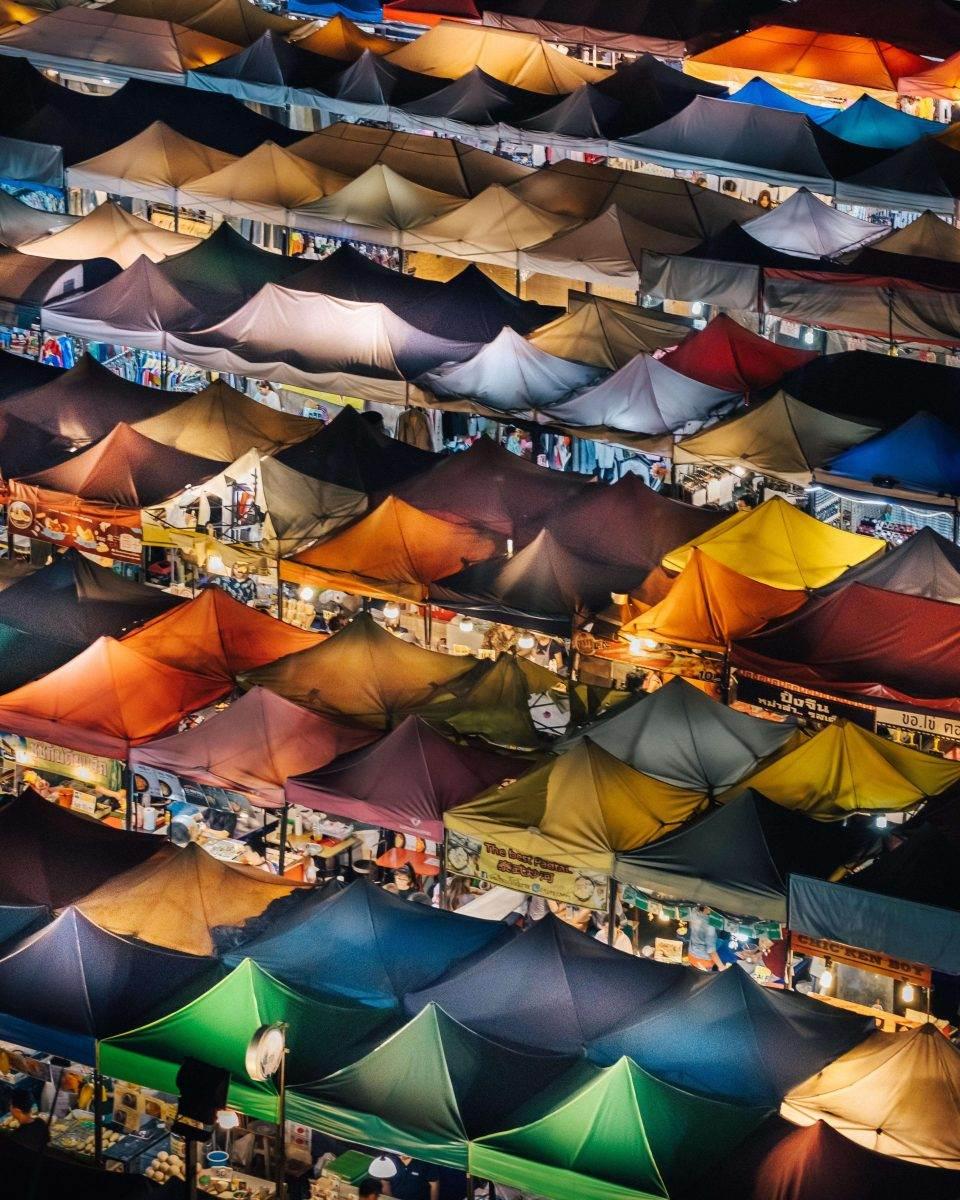 ¿Qué comprar en Tailandia?