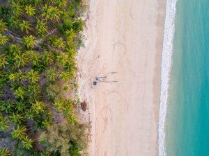 Playa de Myanmar