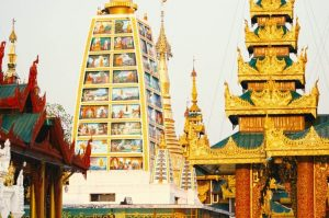 Templo Yangon