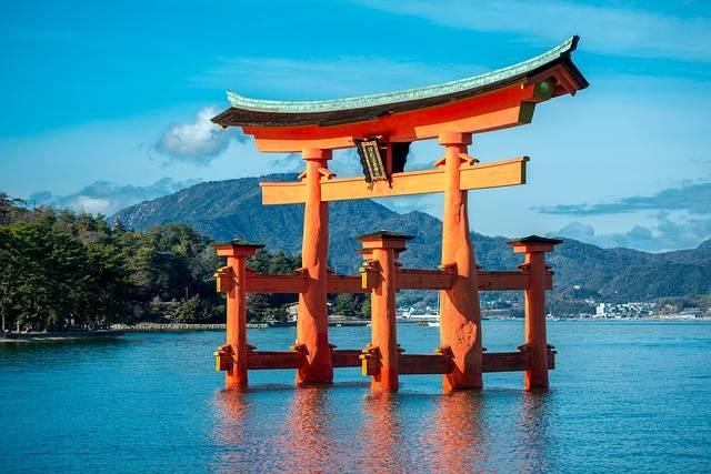 Toori de Itsukushima