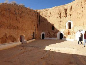 hotel Sidi Driss en Matmata