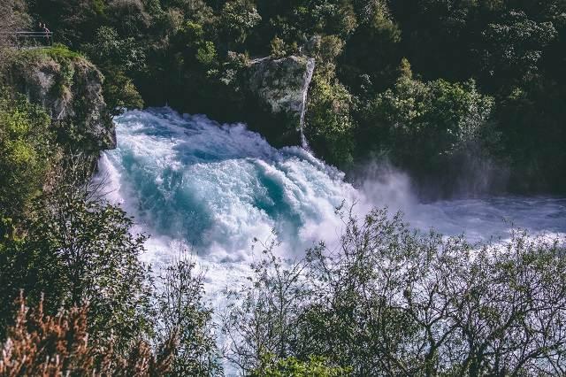 Cascada Huka