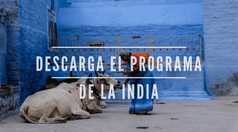 programa de la india