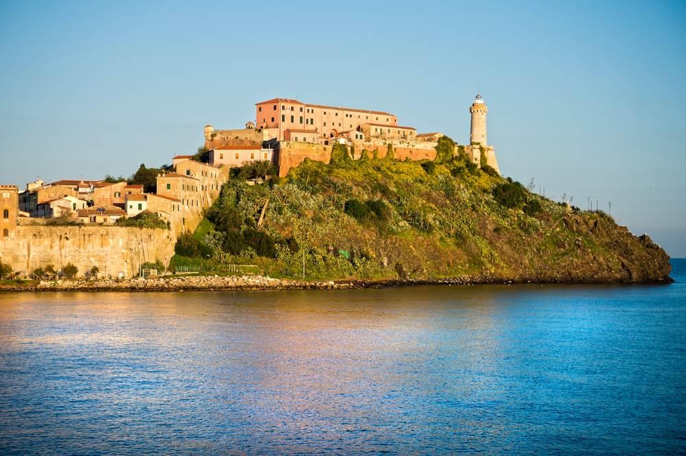 La mejores playas de la Toscana: la Isla de Elba.