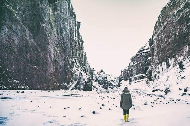 Viaja a Islandia