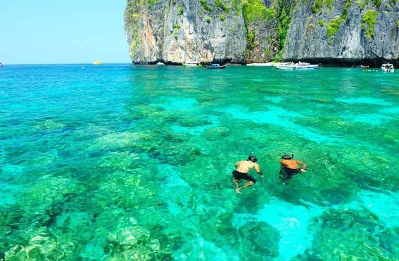 Islas Gili Arrecife