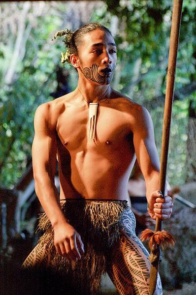 joven maori