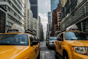 Luna de miel a Nueva York