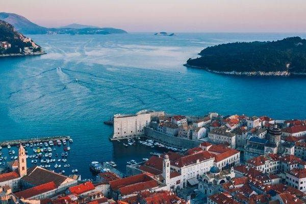Luna de miel en Croacia