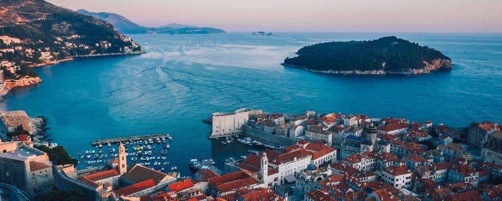 Luna de miel en Croacia y Costa Dálmata
