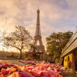 luna de miel romanticos PARIS