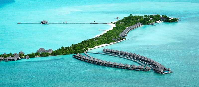 isla de las maldivas