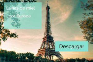 Lunas de miel en Europa