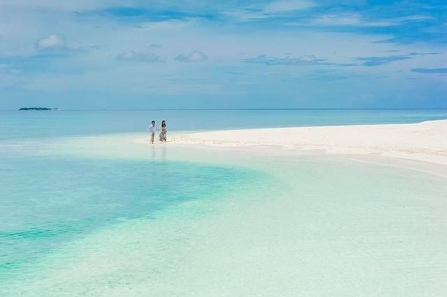 playa de las Maldivas