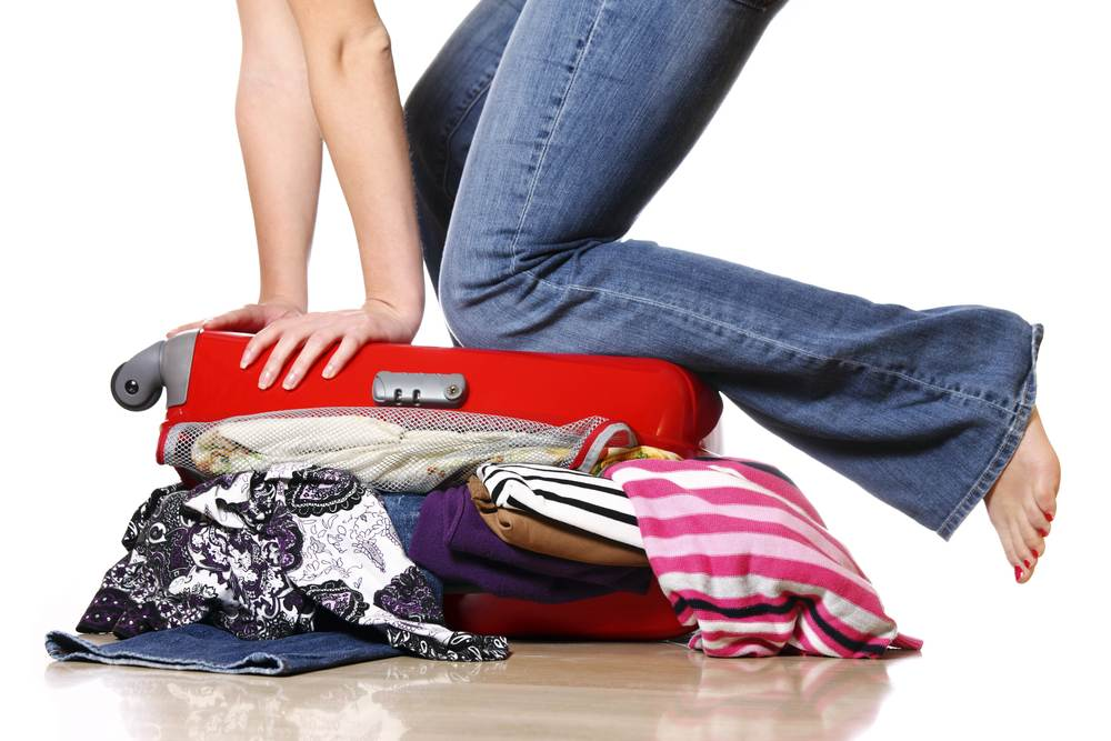 Viaje de trabajo.Cómo hacer una maleta: Parte I