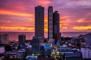 Manila, capital de Filipinas