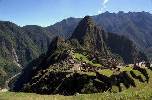 machu picchu, otra de las cosas que visitar en Perú