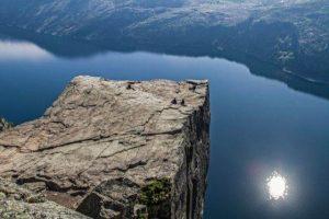 Mirador en Noruega