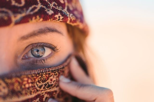 mujer egipto