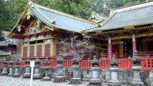 Nikko templos