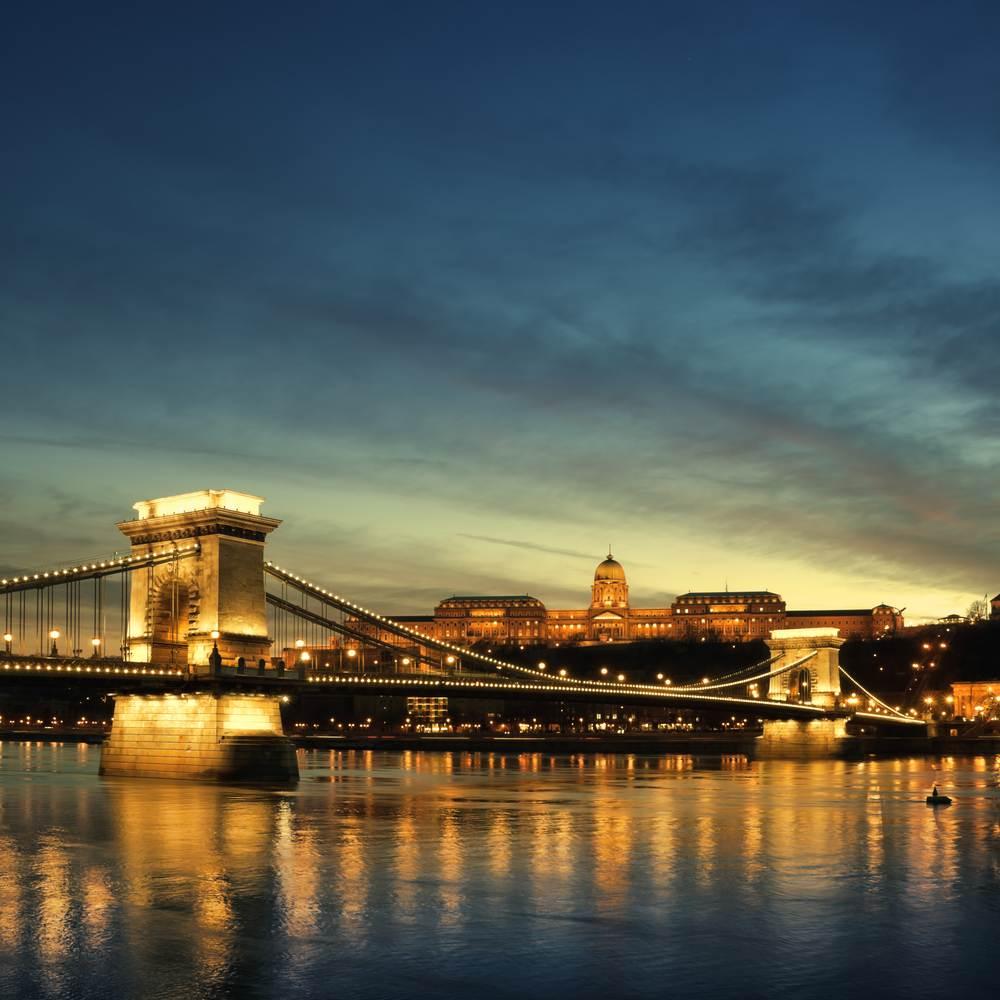 La noche en Budapest
