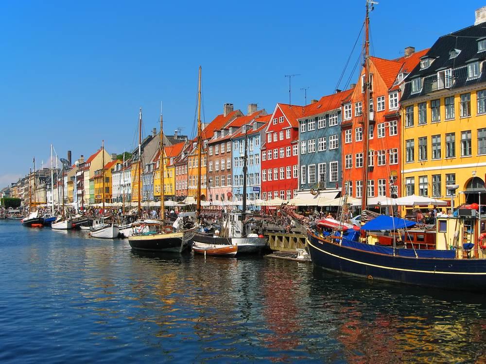 Nyhavn en Copenhague