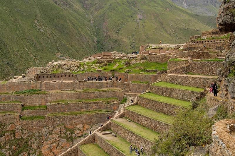 Ollantaytambo, otra de las cosas que visitar en Perú